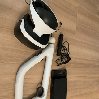 プレイステーションヴィーアール(PlayStation VR)のps4  vr セット シューティングコントローラー(家庭用ゲーム機本体)