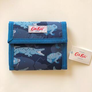 キャスキッドソン(Cath Kidston)の新品 キャスキッドソン 恐竜折り財布(財布)