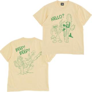 バックドロップ(THE BACKDROP)のBackdrop☆キムタク着用!コヨーテTシャツ(^∇^)(Tシャツ/カットソー(半袖/袖なし))