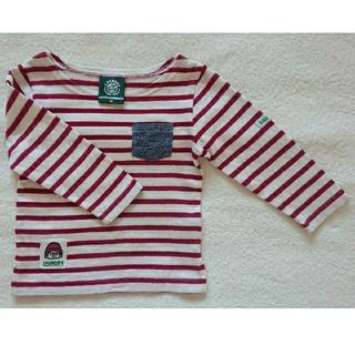 ランドリー(LAUNDRY)の【LAUNDLY】ランドリー  長袖Tシャツ ロンT 90cm(Tシャツ/カットソー)