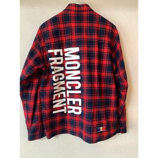 モンクレール(MONCLER)のモンクレール 雪化粧様(シャツ)