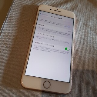 iphone 8 plus 64gb ジャンク