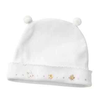 ファミリア(familiar)のfamiliar ファミリア 帽子 幼児 赤ちゃん キッズ(ニット帽/ビーニー)