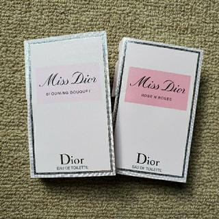 ディオール(Dior)のDior  香水サンプル(香水(女性用))