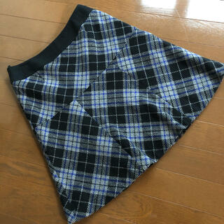 ミッシェルクラン(MICHEL KLEIN)のミッシェルクラン スカート  38(ひざ丈スカート)