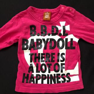 ベビードール(BABYDOLL)のBABYDOLL ロンT(シャツ/カットソー)