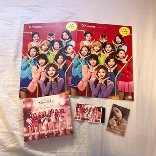 ウェストトゥワイス(Waste(twice))のTWICE CD+DVD トレカ カタログ まとめ売り(K-POP/アジア)