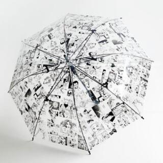 スリーコインズ(3COINS)のご近所物語 モノトーン傘(傘)