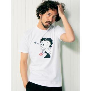 エイケイエム(AKM)のダボロ  Tシャツ daboro Betty ベティー(Tシャツ/カットソー(半袖/袖なし))