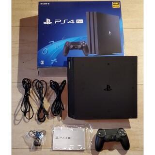 PS4 PRO 本体 SSD 500GB換装済