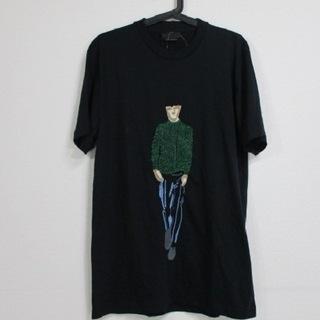 プラダ(PRADA)のプラダ 半袖Tシャツ サイズL メンズ美品 (Tシャツ/カットソー(半袖/袖なし))