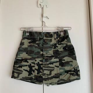 レピピアルマリオ(repipi armario)の【美品】レピピアルマリオ スカートパンツ 140cm(ショートパンツ)