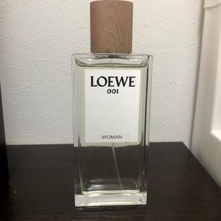 ロエベ(LOEWE)のLOEWE 香水 001(香水(女性用))