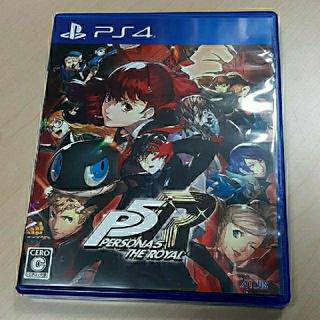プレイステーション4(PlayStation4)の★ ペルソナ5 ザ・ロイヤル PS4 ★ PERSONA5 THE ROYAL(家庭用ゲームソフト)