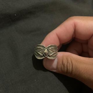 マライカ(MALAIKA)のサンシャインリーブス リング 28号(リング(指輪))