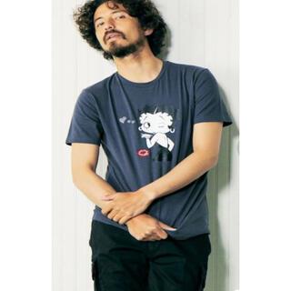 エイケイエム(AKM)のダボロ  Tシャツ ベティー Betty daboro(Tシャツ/カットソー(半袖/袖なし))