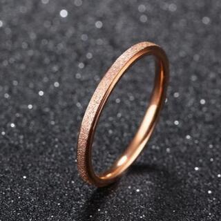 シンプルでかわいいレディース指輪 細い リング(リング(指輪))