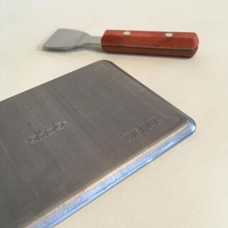 ショウガクカン(小学館)のBE-PAL ビーパル 付録 SHO'S 笑's 肉厚鉄板mini 未使用(調理器具)