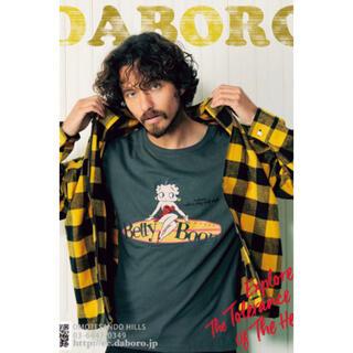 エイケイエム(AKM)のダボロ  ベティー Tシャツ daboro Betty(Tシャツ/カットソー(半袖/袖なし))