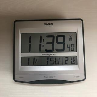 カシオ(CASIO)のカシオ 電波時計(置時計)