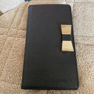 iPhone7Plus 携帯ケース 黒(iPhoneケース)