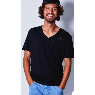 エイケイエム(AKM)のダボロ  Tシャツ 3スター STAR daboro(Tシャツ/カットソー(半袖/袖なし))