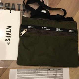 ダブルタップス(W)taps)の【OLIVE DRAB】WTAPS SLING BAG 201TQDT-CG02(ショルダーバッグ)