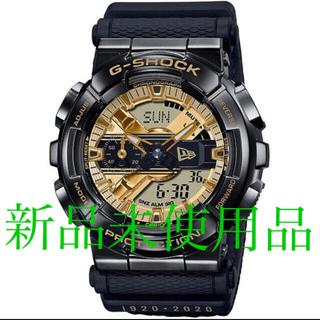 カシオ(CASIO)のG-SHOCK  GM-110NE-1AJR ニューエラ(腕時計(アナログ))
