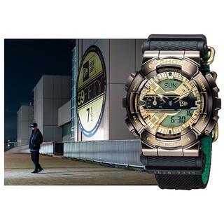 ジーショック(G-SHOCK)の最終値下げ G-SHOCK GM-110NE 100周年記念モデル(腕時計(デジタル))