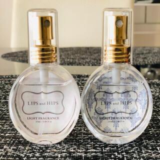 リップスアンドヒップス ライトフレグランス 25ml ×2本 香水(香水(女性用))