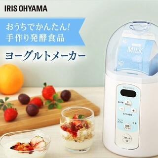 アイリスオーヤマ(アイリスオーヤマ)のアイリスオーヤマ  美品   ヨーグルトメーカー  (調理道具/製菓道具)