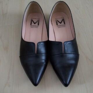 マミアン(MAMIAN)のマミアン 切り替えローファーパンプス(ローファー/革靴)