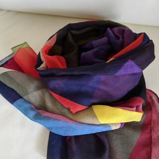 デシグアル(DESIGUAL)のDesigualの色カラフルスカーフ(バンダナ/スカーフ)