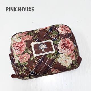 ピンクハウス(PINK HOUSE)の【PINK HOUSE】ポーチ ピンクハウス(ポーチ)