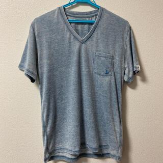 ベイフロー(BAYFLOW)のVネック Tシャツ 半袖 ベイフロー(Tシャツ/カットソー(半袖/袖なし))
