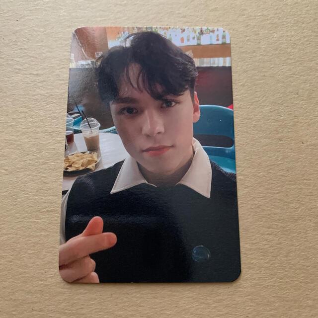SEVENTEEN(セブンティーン)のインターパーク セブチ トレカ バーノン エンタメ/ホビーのCD(K-POP/アジア)の商品写真