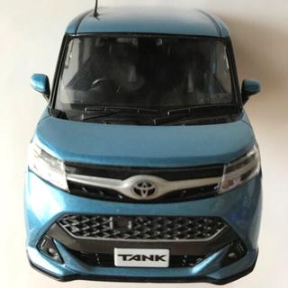 トヨタ(トヨタ)のトヨタタンク カラーサンプル(模型/プラモデル)