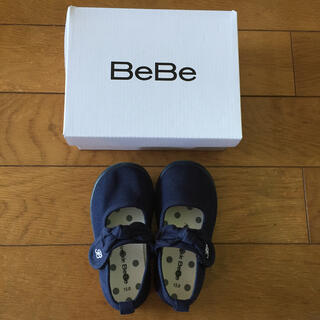 ベベ(BeBe)の✨美品✨BeBe 子供用 シューズ 15cm(スニーカー)