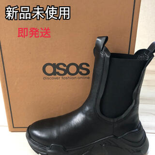 エイソス(asos)のサイドゴアブーツ(ブーツ)