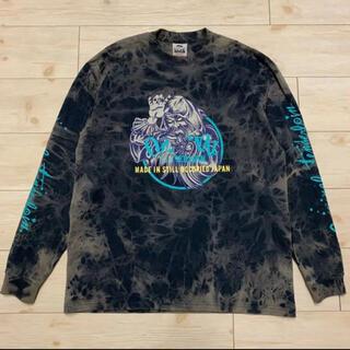 テンダーロイン(TENDERLOIN)のtenderloin テンダーロイン TEE L/S ACID M XLサイズ(Tシャツ/カットソー(七分/長袖))