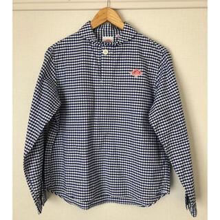 ダントン(DANTON)のダントン DANTON 丸襟プルオーバーシャツ36(シャツ/ブラウス(長袖/七分))