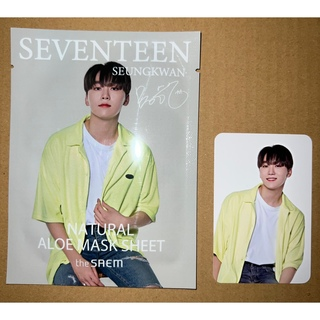ザセム(the saem)のSEVENTEEN the saem スングァン(K-POP/アジア)