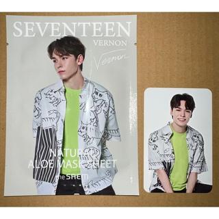 ザセム(the saem)のSEVENTEEN the saem ハンソル バーノン(K-POP/アジア)