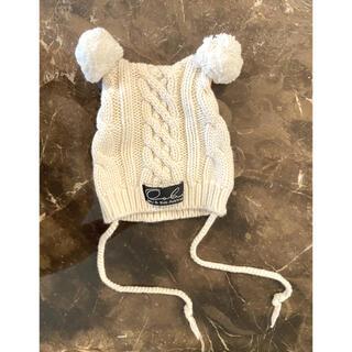 ウーヴィーベビー(Oobi BABY)のoobi baby ニット帽(帽子)