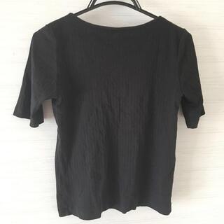 ユニクロ(UNIQLO)のTシャツ カットソー トップス UNIQLO 韓国(カットソー(半袖/袖なし))