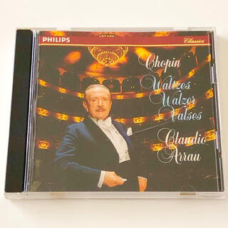 フィリップス(PHILIPS)のショパン ワルツ全14曲 クラウディオ・アラウ(クラシック)