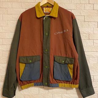 オニール(O'NEILL)のO'neill オニール マルチカラー ジャケット ブルゾン vintage(ブルゾン)