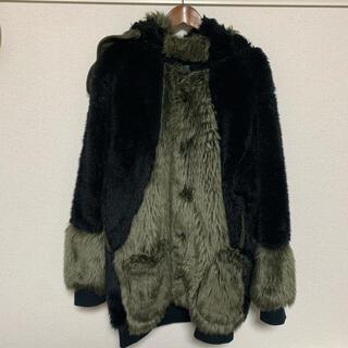 ミルクボーイ(MILKBOY)のMILKBOY CREATURES COAT ミルクボーイ グレムリン コート(毛皮/ファーコート)