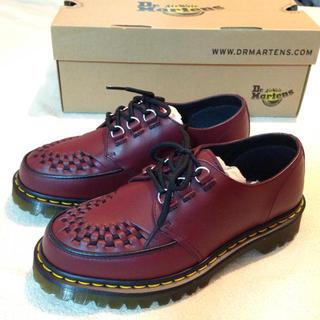 ドクターマーチン(Dr.Martens)の新品送込♡Dr.マーチン チェリーレッド(ローファー/革靴)