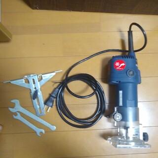 リョービ(RYOBI)のリョービ(RYOBI) トリマ TRE-40 軸径6mm 628001A(工具/メンテナンス)